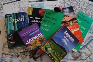 Japan Guide Books