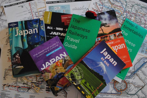 Japan Guide Books